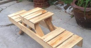 Best DIY Ideas To Recycle Old Wooden Pallets