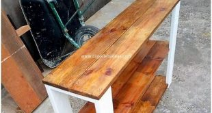 Cheap and Easy Wood Pallet Reusing Ideas