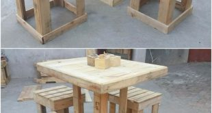 DIY Ecstatic Home Refurbishing Using Wooden Pallets