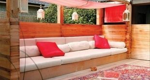 DIY Pallet Sofa Ideas and Plans