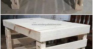 Dazzling Wooden Pallet Recycling Ideas - DIY Projects