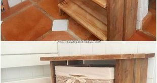 Ingenious Ideas of Old Wooden Pallets Recycling