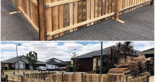 Inspired DIY Ideas for Old Wood Pallets Recycling