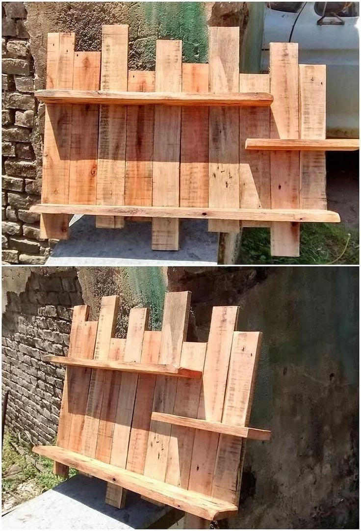 Latest and Creative Ideas of Wood Pallet Creations ...