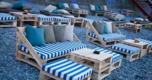 Outdoor Ideas with Wooden Pallets