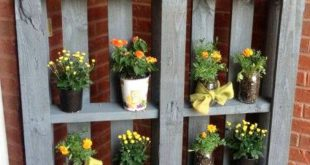 Pallet Projects - 19+ Clever, Crafty and Easy DIY Pallet Ideas