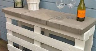 Relax... Have a Cocktail, with These DIY Outdoor Bar Ideas
