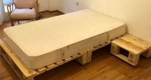 35 Creative Recycled Pallet Beds You Need To Try