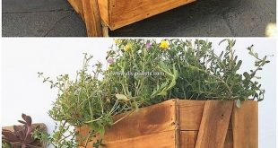 Exemplary DIY Projects for Wooden Pallet Reusing