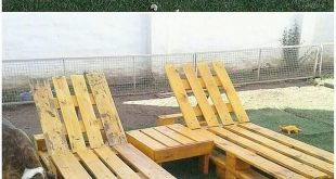Mind Blowing DIY Ideas for Wood Pallet Recycling