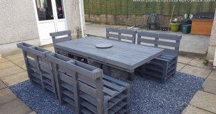 Sunshine Pallet Patio Furniture