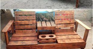 50 kreative Holzpaletten-DIY-Ideen #holzpaletten #ideen #kreative #gartenideen