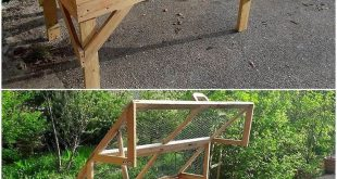 Awesome Wood Pallet DIY Projects for Your Home Beauty