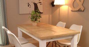 DIY: Palette Esstisch - Béas Blog