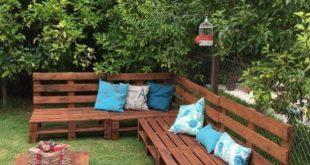 DIY Pallet Deck Home Exterior Improvements Ideas+88 30