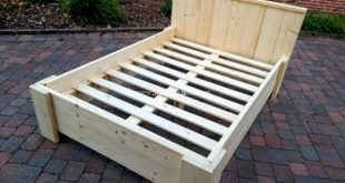 Good Looking Wooden Pallets Bed Master Plans