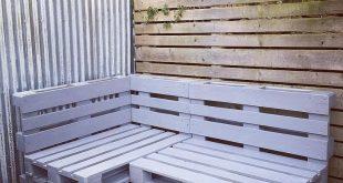 Palettensofa-Ideen, die Ihr Zuhause glatt verzieren
