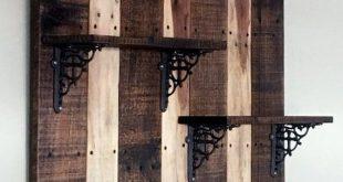RuggedHomeFurnishing - Pallet Shelf