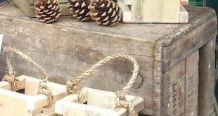 Weihnachtsgeschenk. Schublade für einen guten Wein. Oder eine Pflanze. #WoodWorking