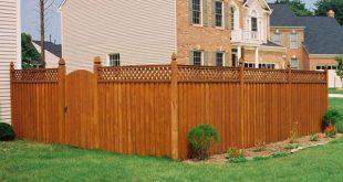 10+ Inspiring Modern Fencing Backyard Ideas