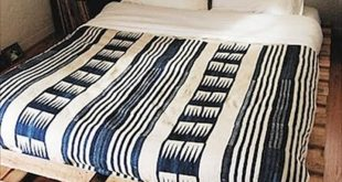 100 DIY Recycled Pallet Bed Frame Designs - Page 3 of 6