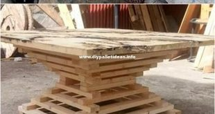 30+Handy Wood Creations And Plans With Reused Pallets Boards