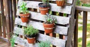 32+ trendy garden ideas decking wood pallets