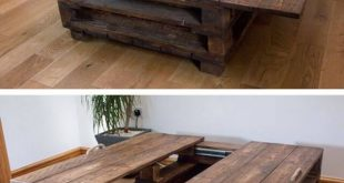 39+ Creative Ideas for Portable Pallet Furniture -