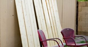 DIY Tutorials: 5 Easy Steps to Make a Pallet Bed