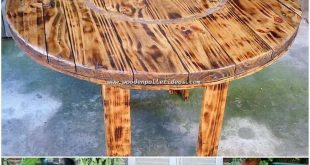What to Make with Old Wooden Pallets