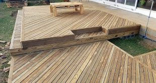 13 Easy DIY Deck Plans That Make Building One a Breeze