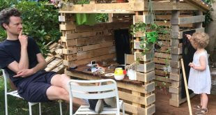 15 entzückende Ideen für recycelte Paletten für Kinder – ROWDY RASCALS
