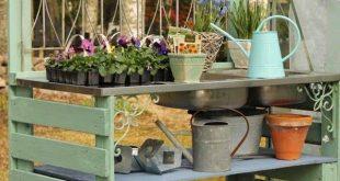 16 geniale Outdoor-Palettenprojekte für alle Heimwerker #geniale #heimwerker #...