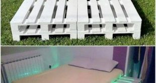 25 DIY Recycled Wooden Pallet Projects Try out at Home