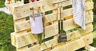 40+ Diy Pallet Wooden Furniture Neueste Projekte #diyprojects #furniture #new