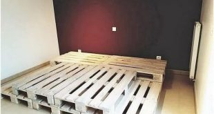 ★83 Best Creative Recycled Pallet Beds You'll Never Want To Leave! #pallet #be...