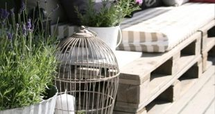 Amazing Uses For Old Pallets - 38 Pics old pallet deck furniture