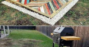 Awesome DIY Backyard Projects For Summer Ideas
