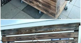 Cheap and Creative DIY with Pallets Ideas