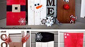 Christmas Wood Pallets
