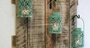 DIY Home Decor-Ideen, die jeder tun kann, DIY Home Decor Ideas That Anyone Can D… #WoodWorking