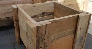 DIY recycelt Holzpalette Günstige Projekte