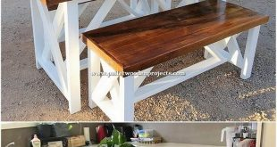 Distinctive DIY Recycled Wooden Pallet Projects
