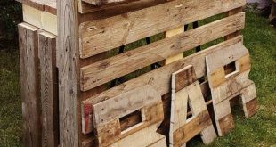 Easy And Unique DIY Pallet Ideas and Projects