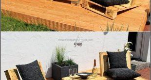 Es gibt viele attraktive Stile, um die Gartenmöbel herzustellen, aber die städ...