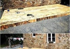 Find and save ideas about Pallet wood floor on Jbirdny.com. #WoodProjectsDiyBack… #WoodWorking