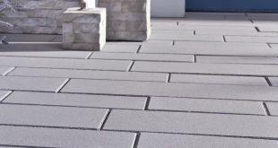 Gartenwege mit schlanken Decado Steinen von Godelmann pflastern