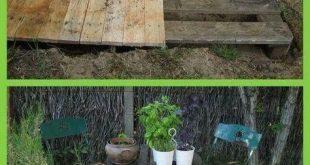 Hast du schon genug? Wir definitiv nicht! 14 Gartenideen für die ... #definitiv...