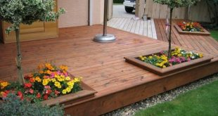How to Build Floating Deck Plans