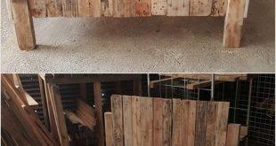 Innovative Ideen zum Recycling alter Holzpaletten